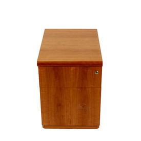 Cherry  Desk  Pedestal