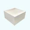 3' X 3' X 18' White Pedestal/Plinth