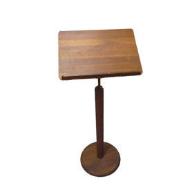 Cherrywood Single Stem ADjustable Lectern