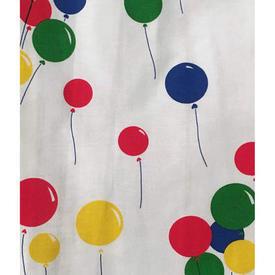 "Pair Drapes 4'9"" x 4' Multi Habitat Balloons Print"