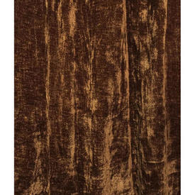 "Door Curtain 7'6"" x 3'6"" Tan Silky Chenille"