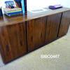 174Cm W X 75Cm H X 50Cm D 4 Door Rosewood Sideboard