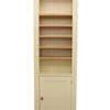 Cots 1 Door Cream Slim Wiltshire Open Pine Display Unit