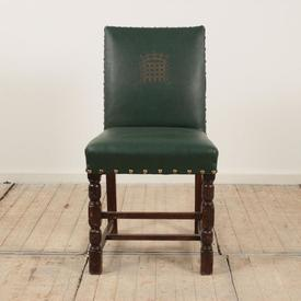 House Of Commons Chair in Green (Assorted)