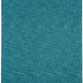 Teal Tweed Wool Rug