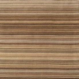 Beige & Brown Striped ''Pimlico'' Rug