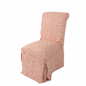 Pink Skirt Nursing Chair