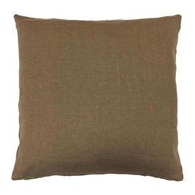 "Cushion 20"" x 20"" Romo Ghent Otter Linen"