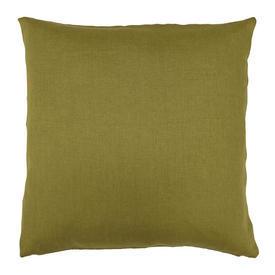 "Cushion 20"" x 20"" Romo Ghent Lettuce Linen"