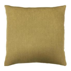 "Cushion 20"" x 20"" Romo Istra Straw Linen"