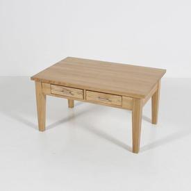91Cm X 61Cm Rec Classic Ash 4 Drawer Coffee Table