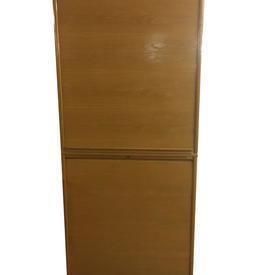 Oak 2 Tambour Door Kinnarps 6' X 3' Cupboard