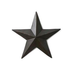 Large Bronze Metal Star