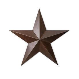 Extra Large Bronze Metal Star