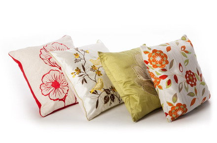 Thumb cushions